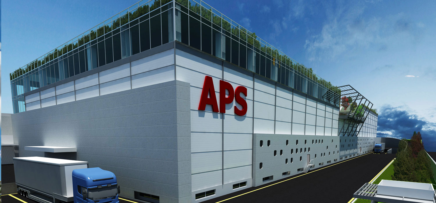 APS Packing Fac. Building